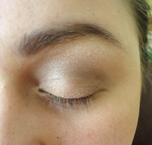 Naked 2 Makeup Look 279