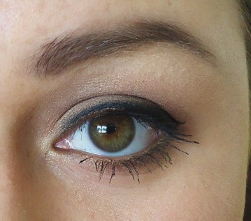 Naked 2 Makeup Look 308